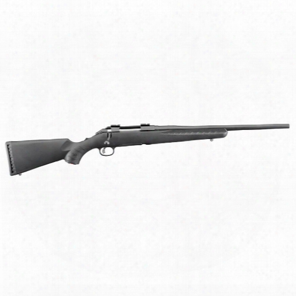 "Ruger American Rifle Compact, Bolt Action, .22-250, 18"" Barrel, 4+1 Rounds"