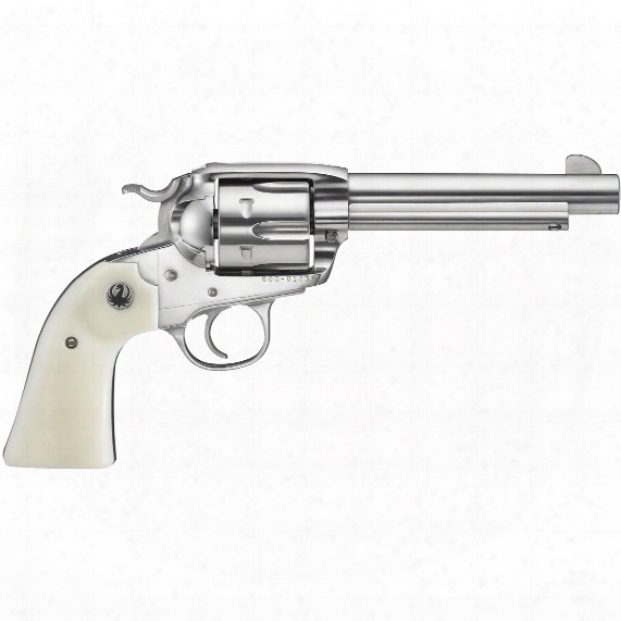 "Ruger Bisley Vaquero Single-action Revolver, .357 Magnum, 5.50"" Barrel, 6 Rounds"