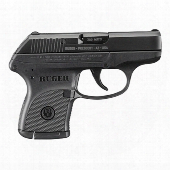 "Ruger Lcp, Semi-automatic, .380 Acp, 2.75"" Barrel, 6+1 Rounds"