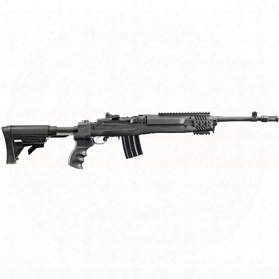 Ruger Mini-14 Tactical Rifle, Semi-automatic, .223 Remington / 5.56 Nato, Centerfire, 20 Rounds, 20 Round Capacity