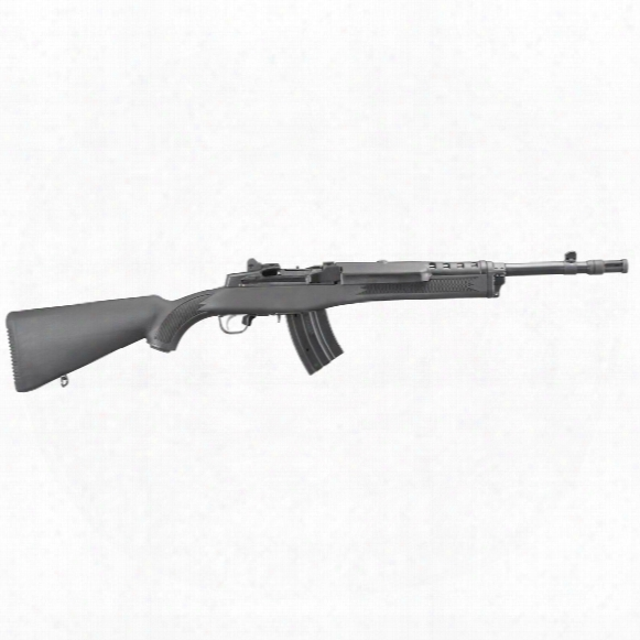 "Ruger Mini Thirty Tactical, Semi-automatic, 7.62x39mm, 16.2"" Barrel, 20+1 Rounds"