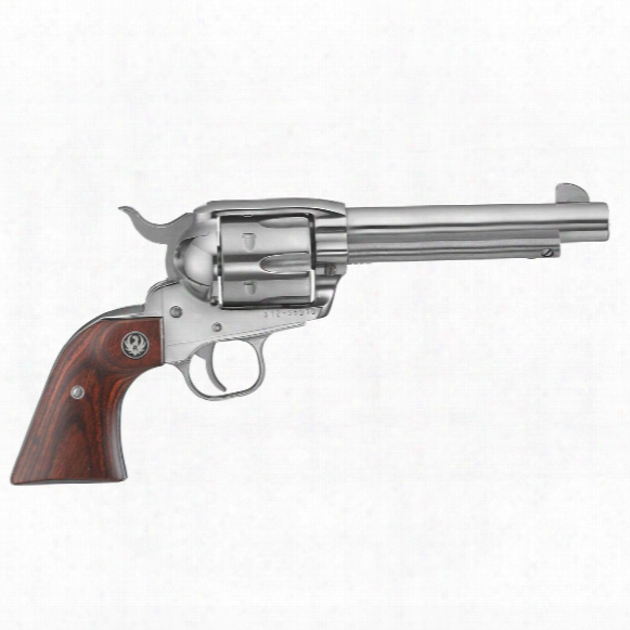 "Ruger Vaquero Single-action Revolver, .45 Long Colt, 5.50"" Barrel, 6 Rounds"