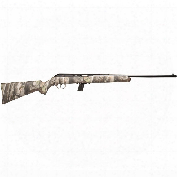 "Savage 64 F Camo, Semi-automatic, .22lr, Rimfire, 20.25"" Barrel, 10+1 Rounds"