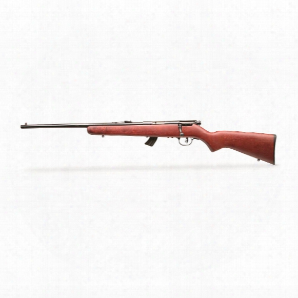 "Savage Mark Ii Gl, Bolt Action, .22lr, 20.75"" Barrel, 10+1 Rounds, Left Handed"