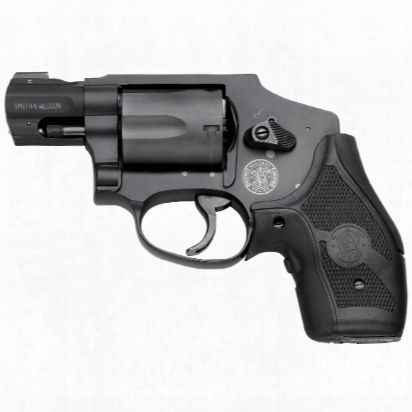 Smith & Wesson M&p 340 Ct, Revolver, .357 Magnum, 163073, 22188630732, Crimson Trace Grip, 24/7 Tritium Night Front Sight