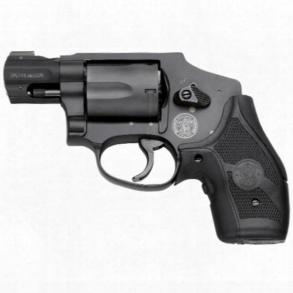 Smith & Wesson M&p 340 Ct, Revolver, .357 Magnum, 163073, 22188630732, Crimson Trace Grip, 24/7 Tritium Night Front Sight