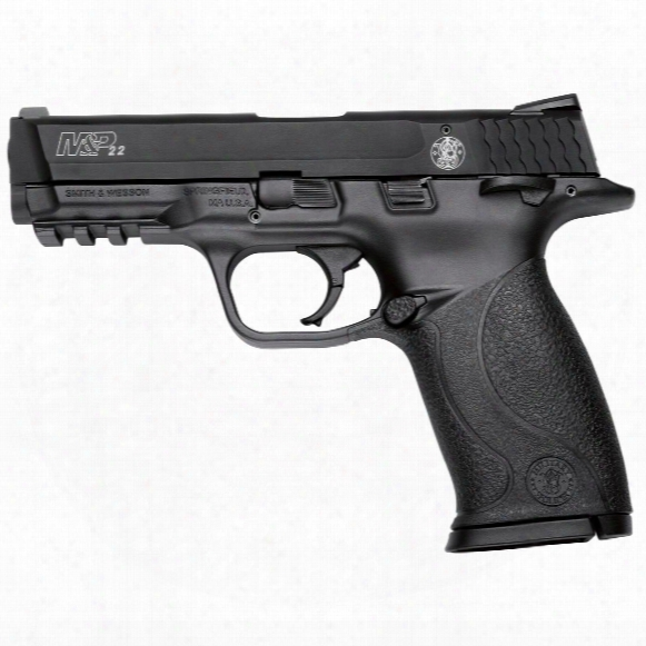 "Smith & Wesson M&p22, Semi-automatic, .22lr, 4.1"" Barrel, 12+1 Rounds"