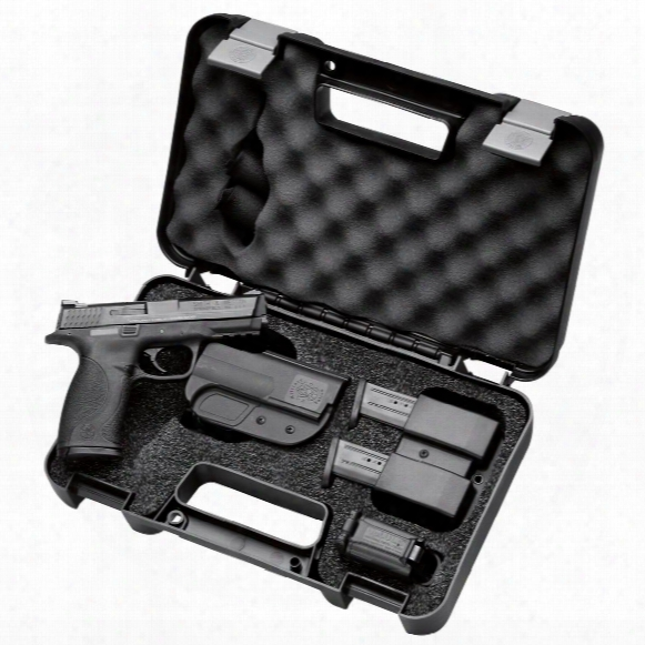 "Smith & Wesson, M&p40 Carry / Range Kit, Semi-automatic, .40 S&w, 4.25"" Barrel, 15+1 Rounds"