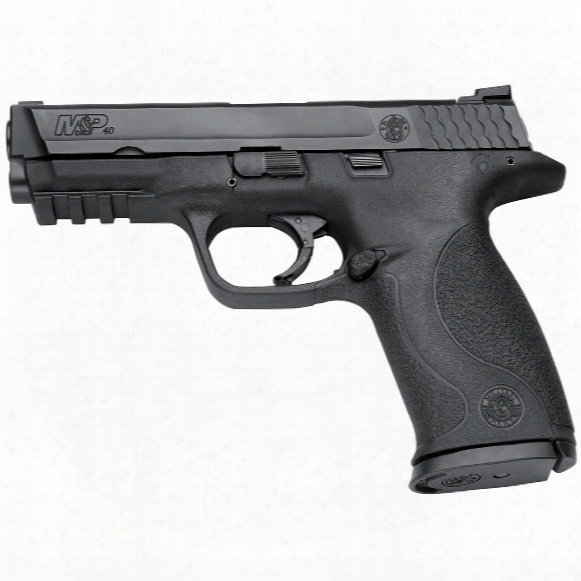 "Smith & Wesson M&p40, Semi-automatic, .40 S&w, 4.25"" Barrel, 15+1 Rounds"