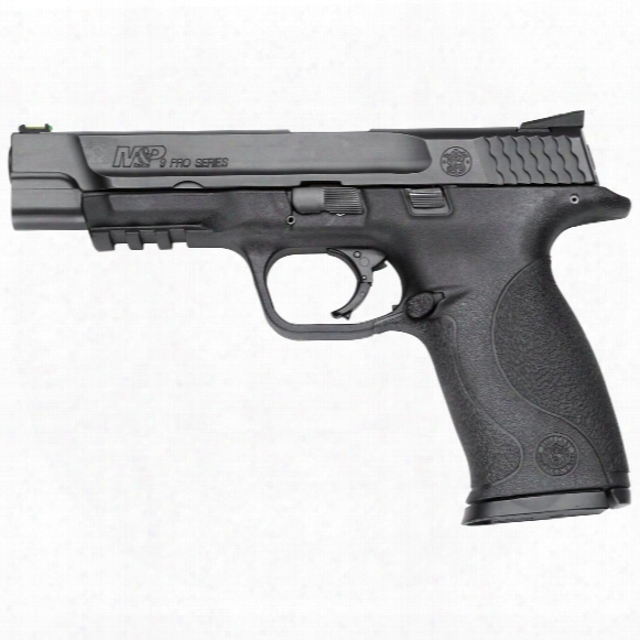 Smith & Wesson M&p9 Pro Series, Semi-automatic, 9mm, 17+1 Rounds