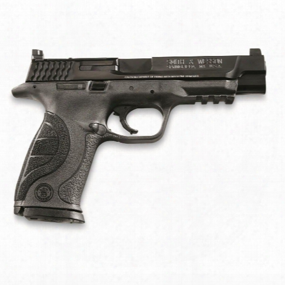"Smith &aamp; Wesson M&p9l Pro Series C.o.r.e., Semi-automtaic, 9mm, 5"" Barrel, 17+1 Rounds"
