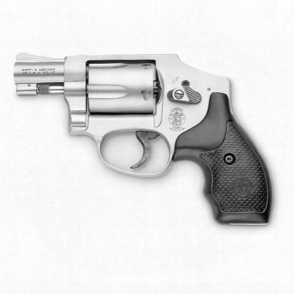 "Smith & Wesson Model 642, Revolver, .38 Special +p, 1.875"" Barrel, 5 Rounds"