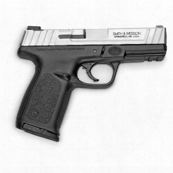 "Smith & Wesson Sd40 Ve, Semi-automatic, .40 S&w, 4"" Barrel, 14+1 Rounds"