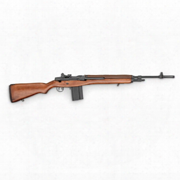 """Springfield M1a Loaded, Semi-automatic, .308 Winchester, 22"""" Barrel, 10+1 Rounds"""