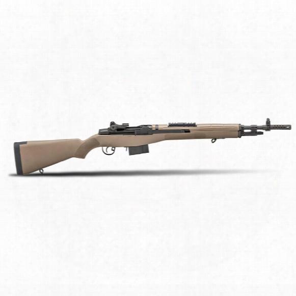 """Springfield M1a Scout Squad, Semi-automatic, .308 Winchester/7.62 Nato, 18"""" Barrel, 10 Rounds"""