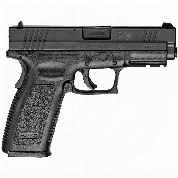 "Springfield Xd Service Model, Semi-automatic, .45 Acp, 4"" Barrel, 13+1 Rounds"
