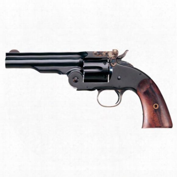"""Taylor's & Co. Uberti Schofield No. 3, Revolver, .45 Colt, 0855, 839665007631, 5"""" Barrel"""