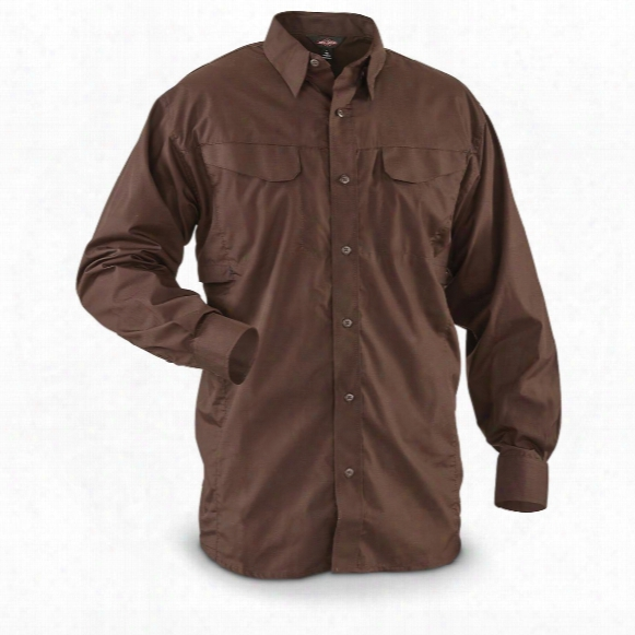 Tru-spec Men's 24-7 Series Long-sleeve Ripstop Shirt