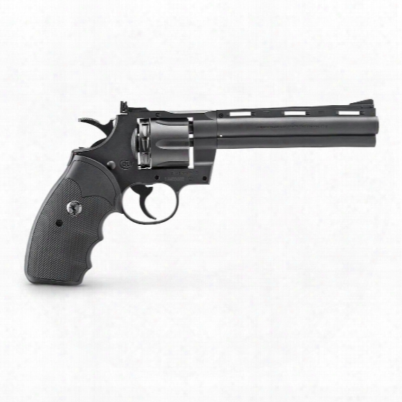 "Umarex Colt Python Co2 Air Pistol, .177 Caliber, 6.875"" Barrel, 10 Rounds"
