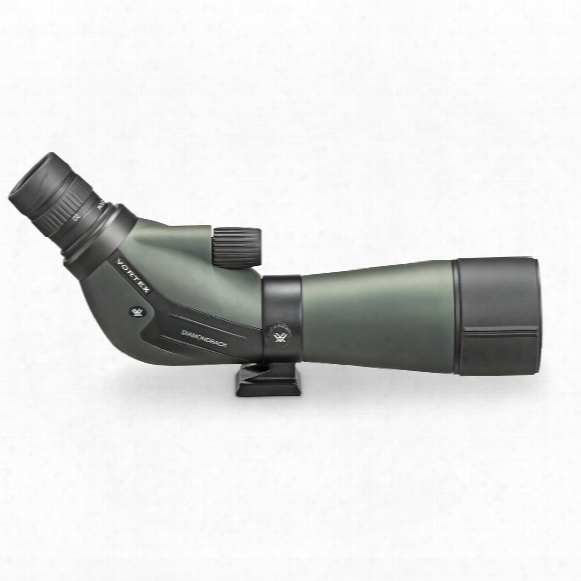 Vortex Diamondback Angled 20-60 X 60mm Spotting Scope