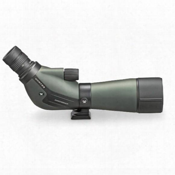 Vortex Diamondback Angled 20-60 X 60mm Spotting Scope