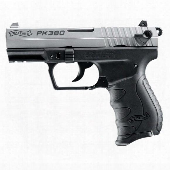 Walther Pk380, Semi-automatic, .380 Acp, 8 Round Capacity