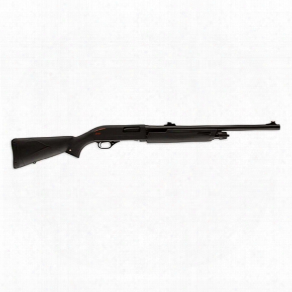 "Winchester Sxp Black Shadow Deer, Pump Action, 12 Gaueg, 22"" Barrel, 4+1 Rounds"