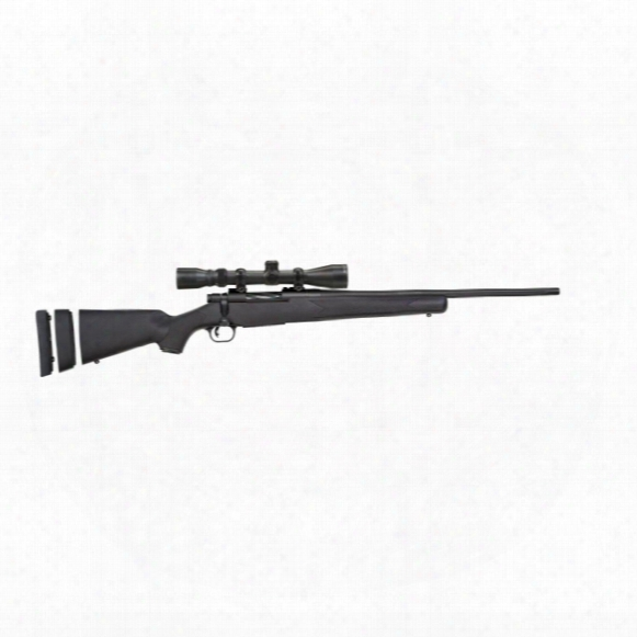 Youth Mossberg Patriot Super Bantam Combo, Bolt Action, 7mm-08 Remington, 3-9x40mm Scope, 5+1 Rounds
