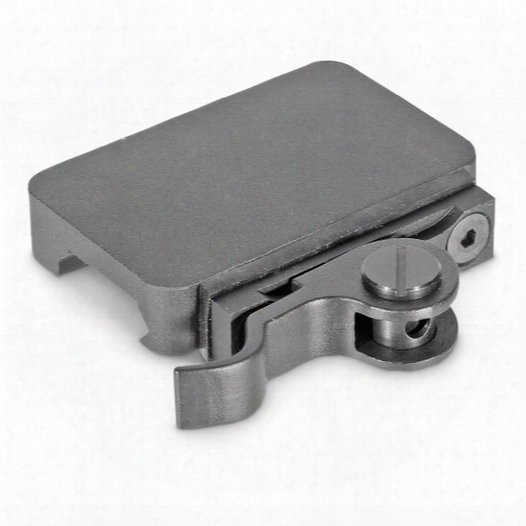 Aimshot Quick Release Go Pro Picatinny Rail Adapter