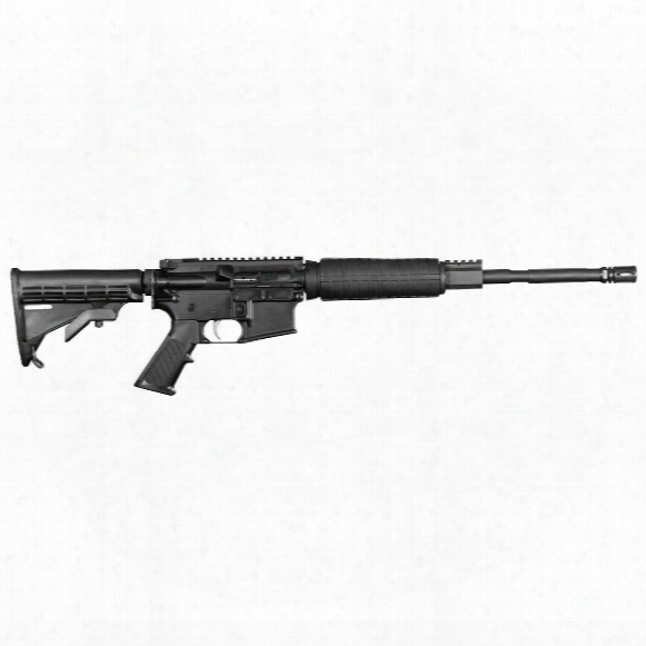 "Anderson Am15 Optics Ready. Semi-automatic, 5.56x45mm, 16"" Barrel, 30+1 Rounds"