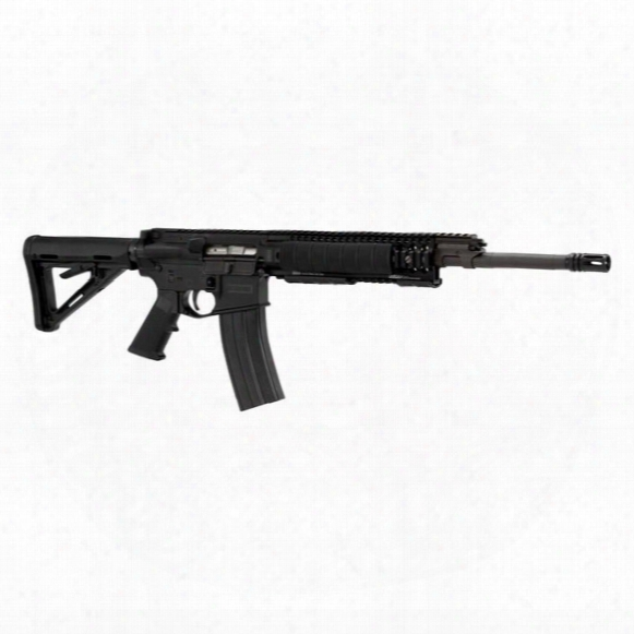 "Barrett Rec7 Gen Ii Carbine,semi-automatic, 5.56 Nato, 16"" Barrel, Black Upper Receiver, 30+1 Rounds"