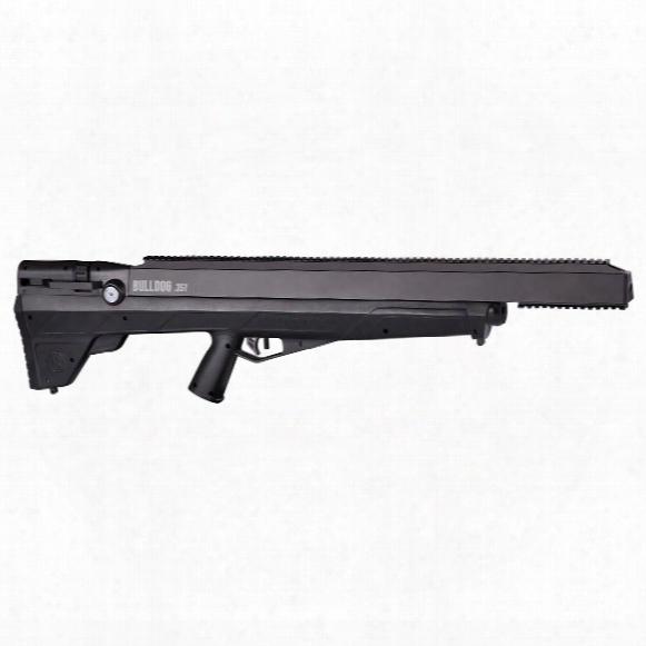 Benjamin Bulldog Pcp Air Rifle, Bolt Action, .357 Caliber, 5 Rounds
