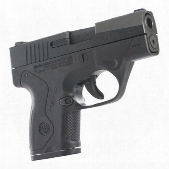 "Beretta Nano, Semi-automatic, 9mm, 3"" Barrel, 6+1"