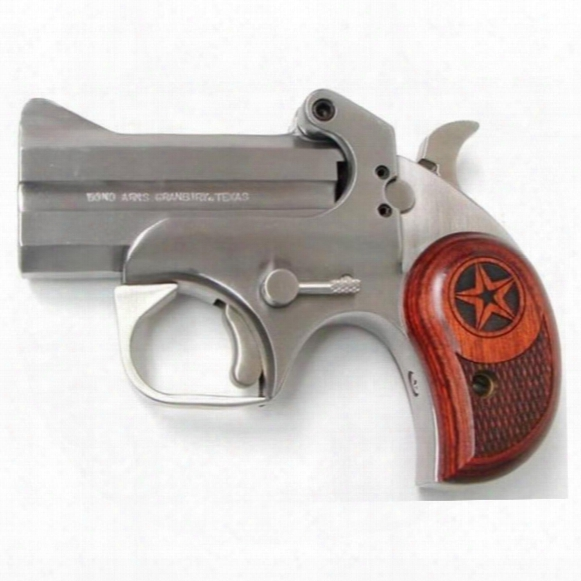 "Bond Arms Texas Defender, Single Shot, .45 Colt / .410, 2.5"" Shells, 2 Rounds"