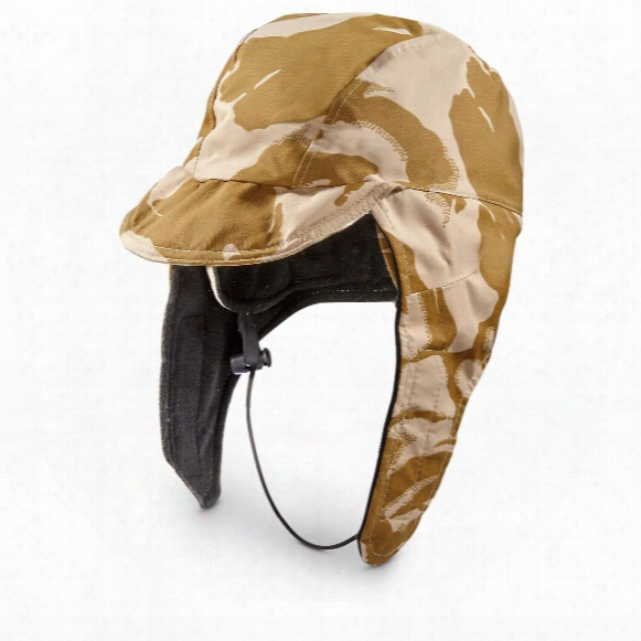 British Military Surplus Gore-tex Caps, 2 Pack, New