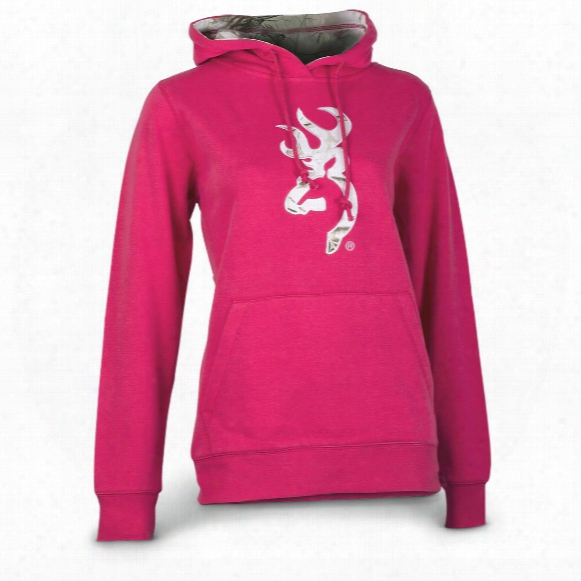 Browning Women's Buckmark Hooded Sweatshirt