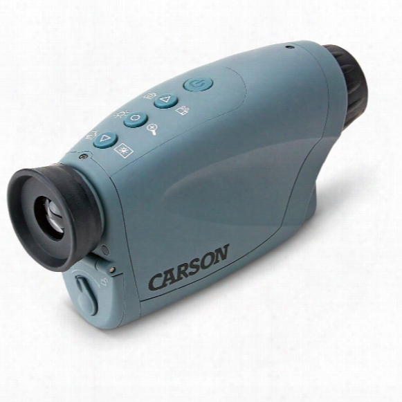 Carson Digital Night Vision Handheld Monocular / Camcorder