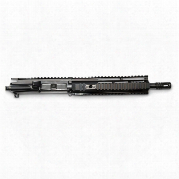 "Cbc 10.5"" Barrel Ar-15 Upper Receiver Assembly Less Bcg And Charging Handle,5.56 Nato/.223 Remington"