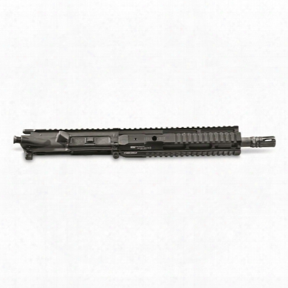 "Cbc 10.5"" Barrel Ar-15 Upper Receiver Assembly Less Bcg And Charging Handle, .300 Aac Blackout"