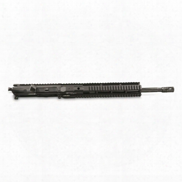 "Cbc 16"" Barrel Ar-15 Upper Receiver Assembly Less Bcg And Charging Handle, .300 Aac Blackout"