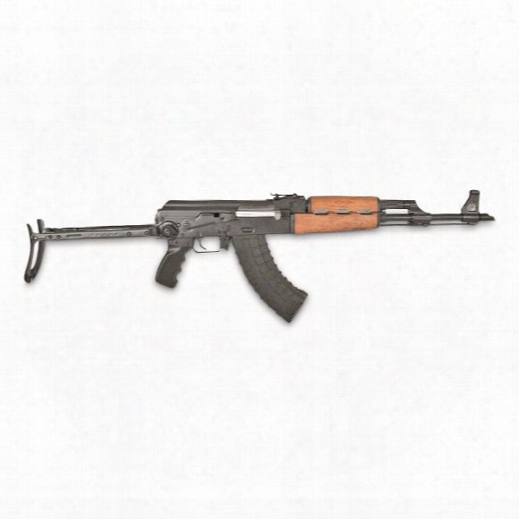 """Century Arms N-pap Df, Semi-automatic, 7.62x39mm, 16.3"""" Barrel, 30+1 Rounds"""