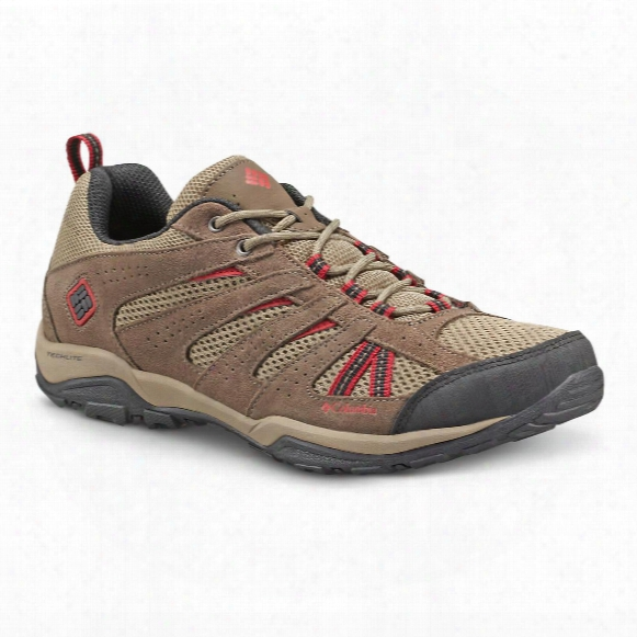 Columbia Men's North Plains Drifter Low Hiking Shoes