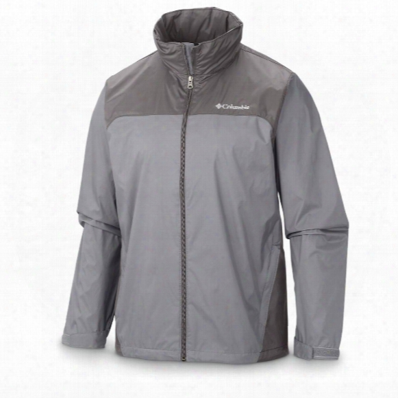 Columbia Men's Glennaker Lake Waterproof Rain Jacket