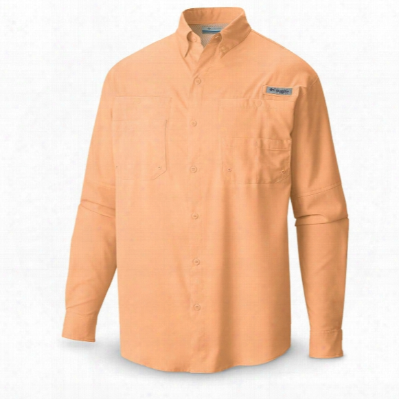 Columbia Pfg Men's Tamiami Ii Long-sleeve Shirt