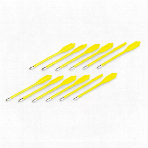 "Crossbow Bolts For The Spark Crossbow, 6.5"", 12 Pack"