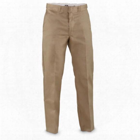 Dickies Men's Irregular Work Pants, 2 Pack