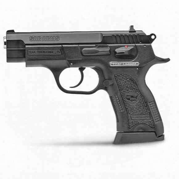 "Eaa Sar B6p Sarsilmaz Compact, Semi-automatic, 9mm, 3.8"" Barrel, 13+1 Rounds"