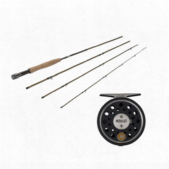 Fenwick Eagle Rod / Pflueger Medalist Reel Fly Fishing Kit