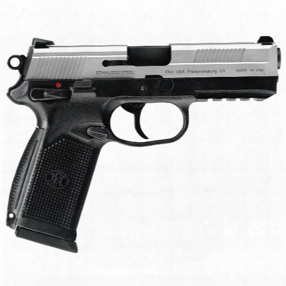 "Fn Fnx-45, Semi-automatic, .45 Acp, 4.5"" Stainless Barrel, 15+1 Rounds"