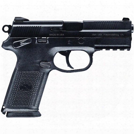 """Fn Fnx-45, Semi-automatic, .45 Acp, 4.5"""" Stainless Barrel, Fixed 3-dot Sight, 15+1 Rounds"""